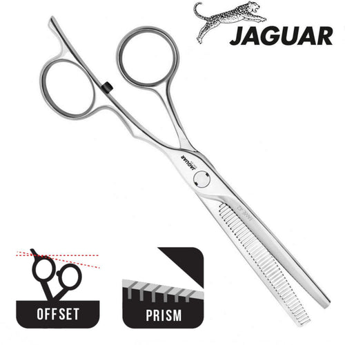 Jaguar Silver Line Fame Hair Thinning Scissors - Japan Scissors