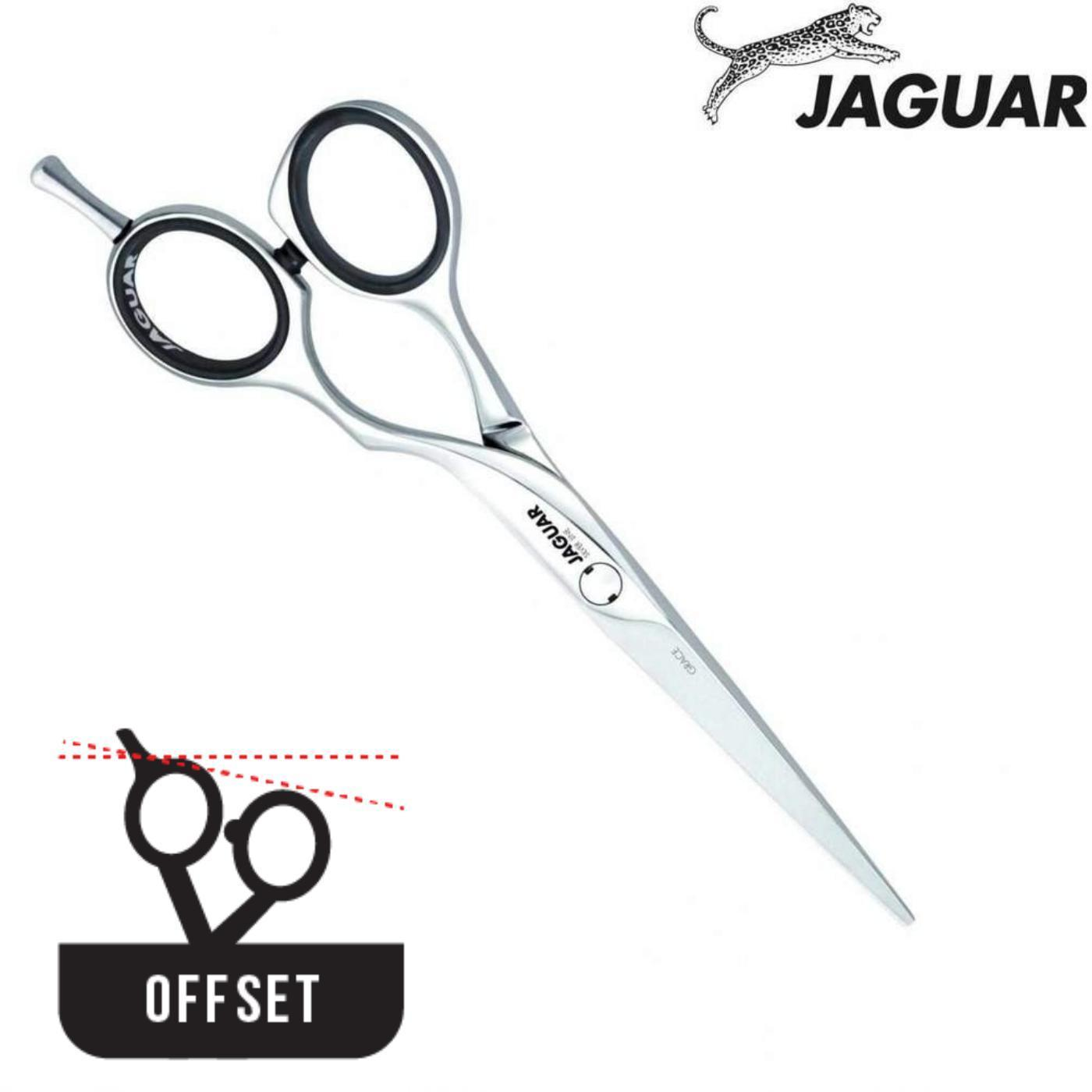 Jaguar Silver Line Grace Hair Cutting Scissors - Japan Scissors