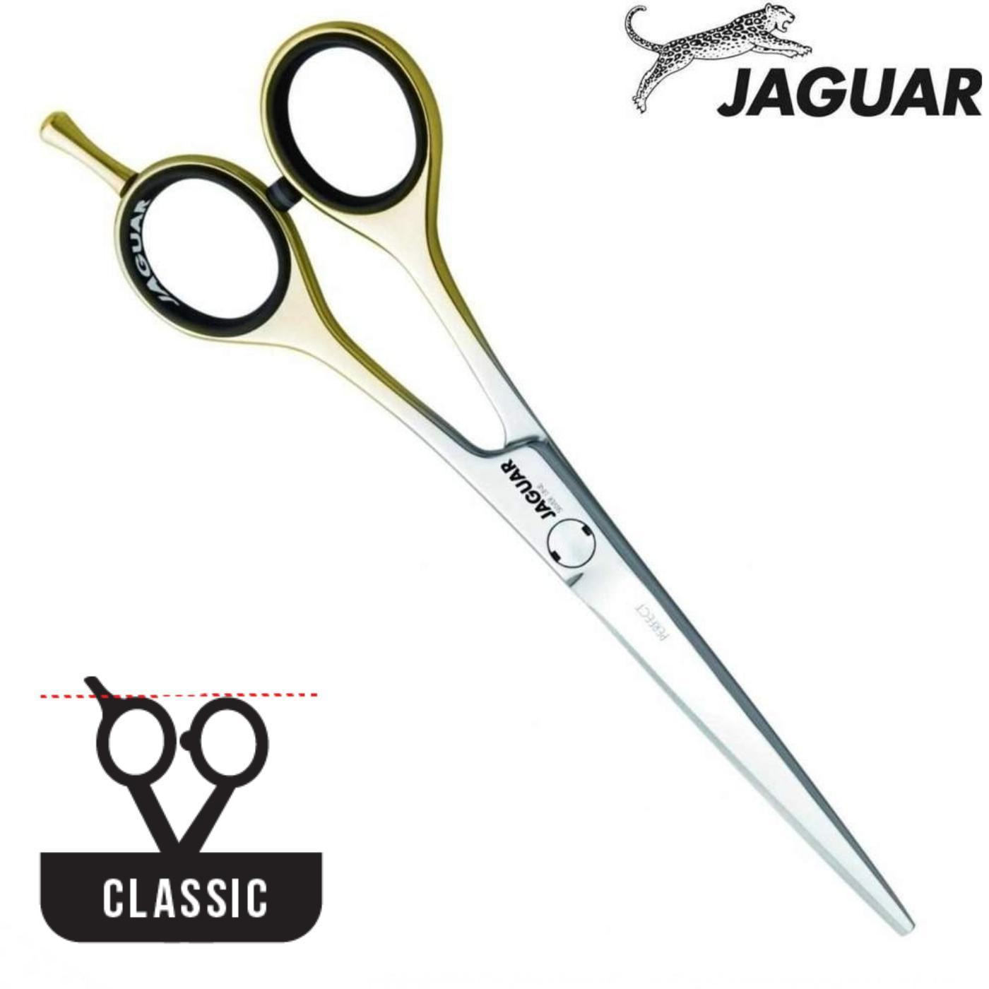 Jaguar Silver Line Perfect Hair Cutting Scissors - Japan Scissors