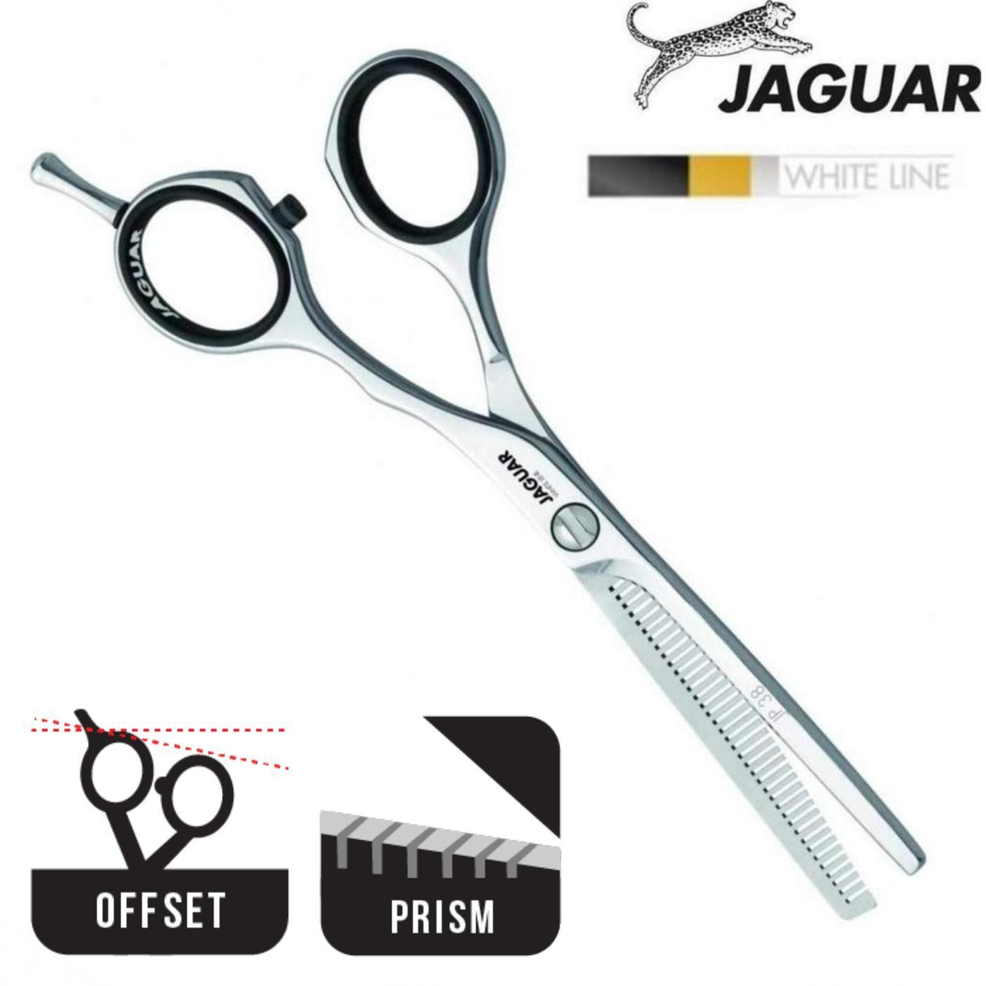 Jaguar White Line JP 38 LEFTY Thinning Scissors - Japan Scissors