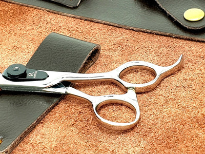Juntetsu Moonlight Offset Hair Cutting Scissors - Japan Scissors