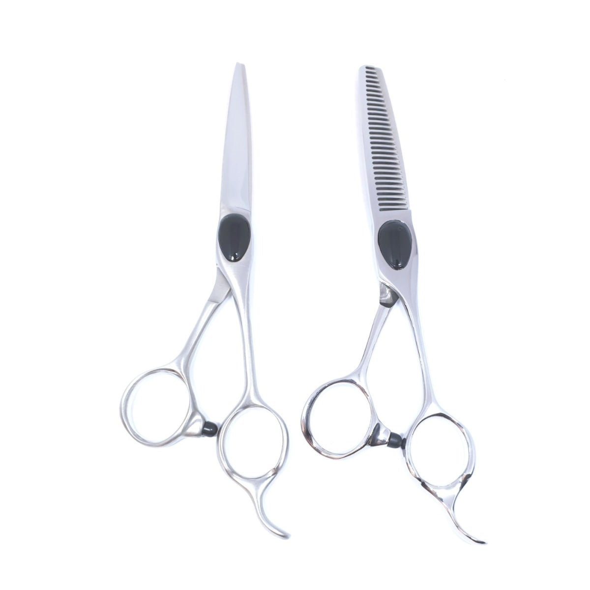 Offset Cutting and Thinning Scissors - Japan Scissors