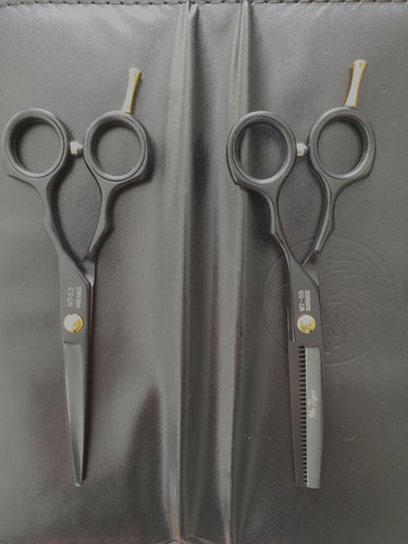 Traditional Cutting & Thinning Scissors Set - Japan Scissors