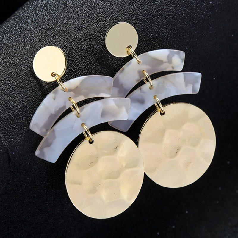 E-Plating European Alloy Gift Earrings