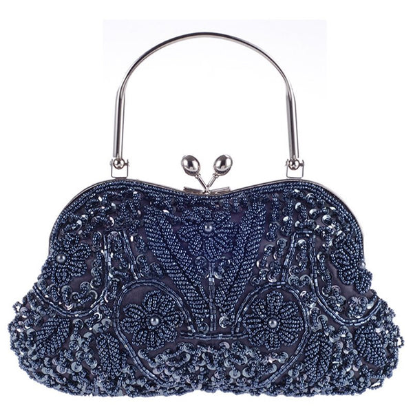 Polyester Versatile Hobos Clutches & Evening Bags