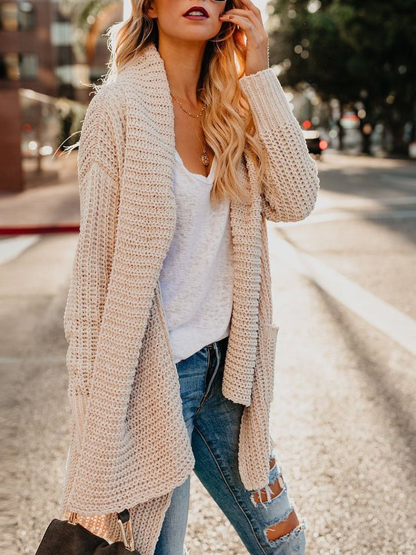 Long Sleeve Winter Sweater