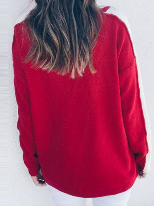 Regular Standard Slim Sweater