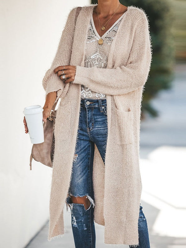 Regular Loose Long Sweater