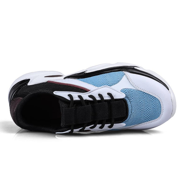 Lace-Up Low-Cut Upper Lace-Up Round Toe Casual Casual Sneakers