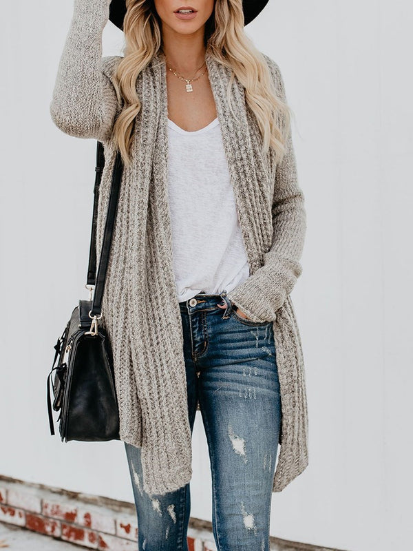 Regular Spring Long Sleeve Sweater