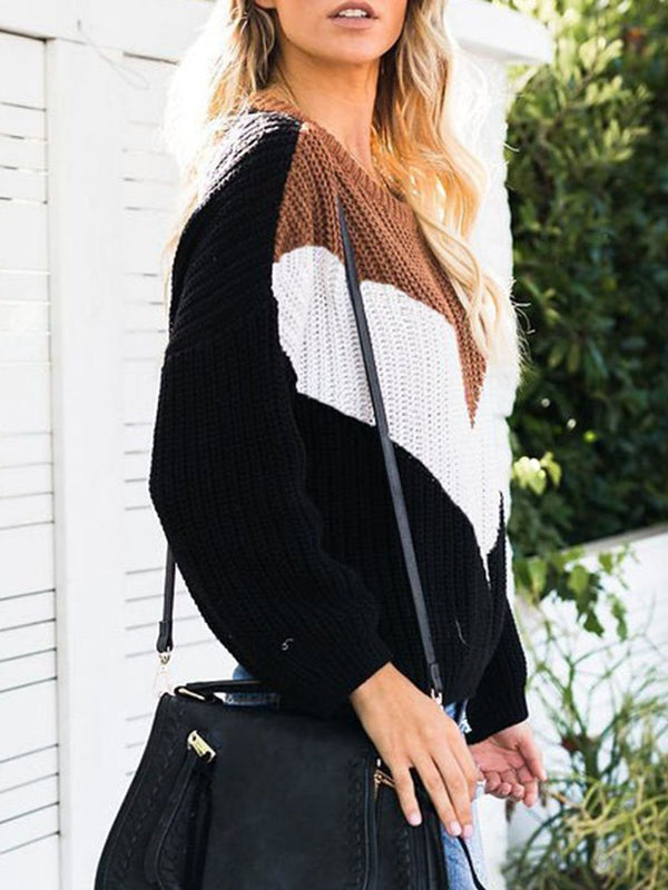 Long Sleeve Spring Sweater