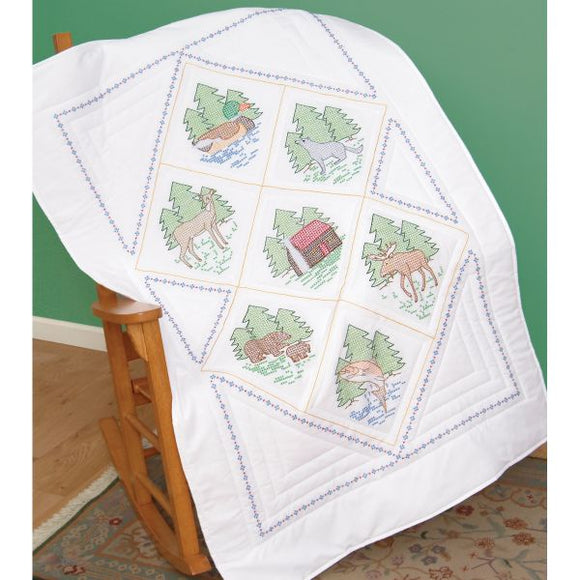 Great Oudoors Lap Quilt - 40