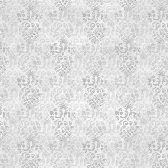 Flower Market Collection by Danhui Nai - Medallion Gray - Y723 - Daz Fabrics