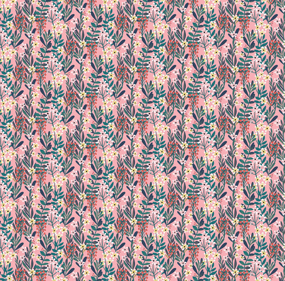 Floral Pets Collection by Mia Charro - Hanna Pale Pink - Y2340 - Daz Fabrics