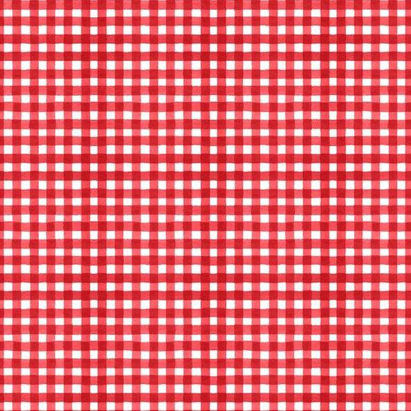 Summertime Collection by Wilmington Prints - Gingham Red - Y157 - Daz Fabrics