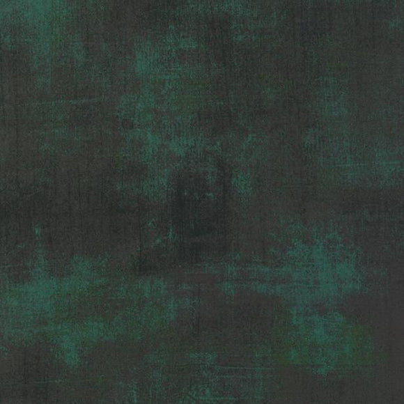Grunge Basics by Moda - Christmas Green  - Yardage - Daz Fabrics