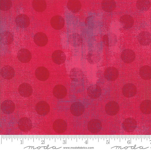 Grunge Hits The Spot - Raspberry - Y663 - Daz Fabrics