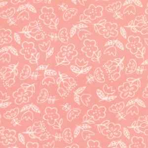 Soft & Sweet Flannel Collection by Stacy lest Hsu - Pink - Y2321 - Daz Fabrics