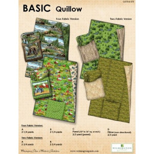 Quillow - Click on RED LINK to Download Pattern in Description Below - Daz Fabrics