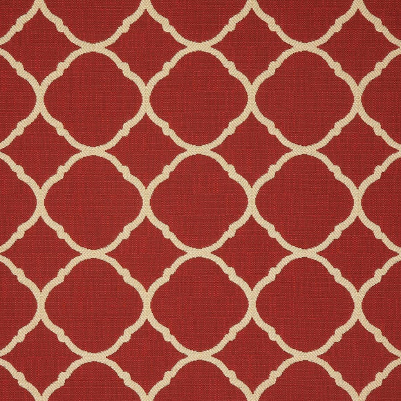 Elements by Sunbrella - Accord II Crimson - Daz Fabrics