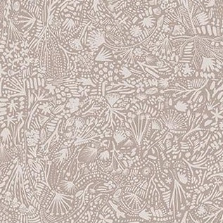 After The Rain by Boccaccini Meadows - Plants Taupe - Y883 - Daz Fabrics