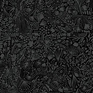 After The Rain by Boccaccini Meadows - Plants Black - Y886 - Daz Fabrics