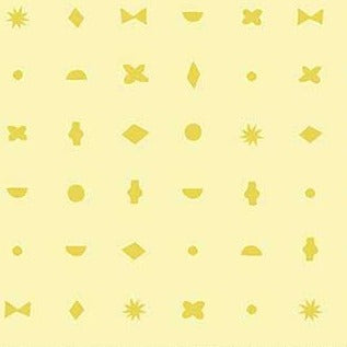 DIY by Amy Van Luijk - Stamps Yellow - Y2368 - Daz Fabrics