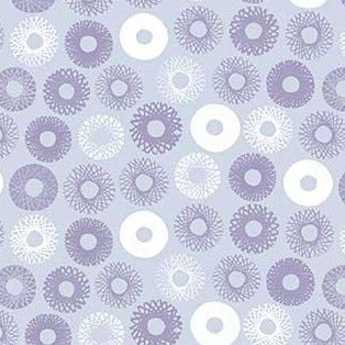 DIY by Amy Van Luijk - Threads Light Purple - Y2371 - Daz Fabrics