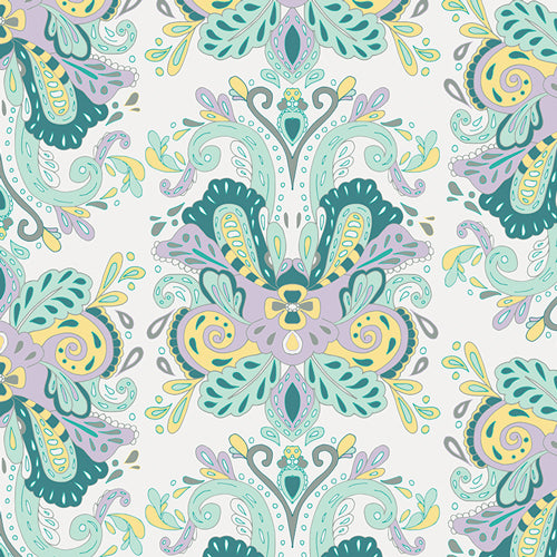 Anna Elise Collection by Bari J - Poetic Saddle Refresh - Yardage - Daz Fabrics