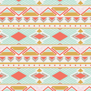 Anna Elise Collection by Bari J - Tribal Study Aura - Yardage - Daz Fabrics