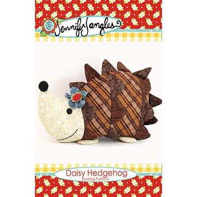 Jennifer Jangles Daisy Hedgehog - Pattern
