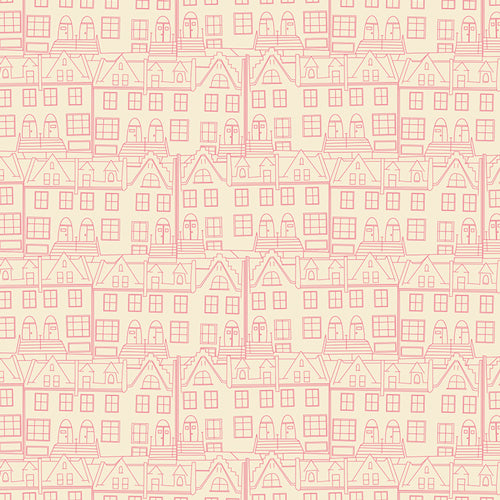 Emmy Grace Collection by Bari J. - Little Town Glee - Yardage - Daz Fabrics