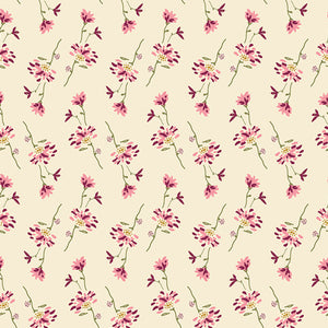 Emmy Grace Collection by Bari J. - Gillie Wishes Sweet - Yardage - Daz Fabrics