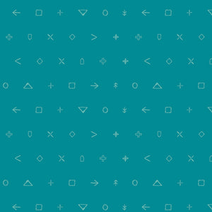 Icon Elements Collection by Art Gallery - Legend Lake - Yardage - Daz Fabrics
