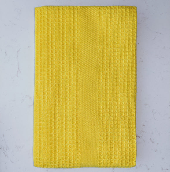 Dish Towel - Yellow 16