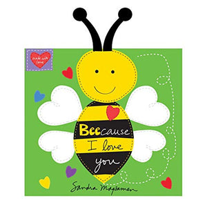 "Huggable & Loveable - Insect - 36"" Book Panel - Daz Fabrics"