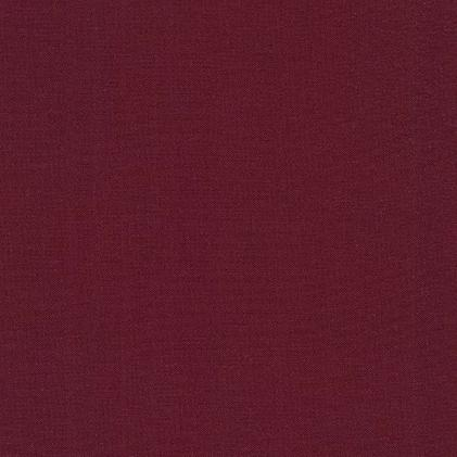 Kona Cotton by Robert Kaufman Fabrics - Burgundy - Y507 - Daz Fabrics