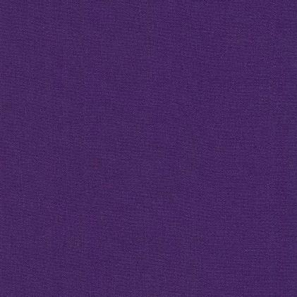 Kona Cotton by Robert Kaufman Fabrics - Purple - Y519 - Daz Fabrics