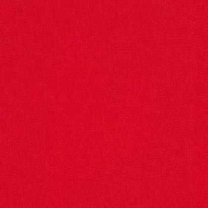 Kona Cotton by Robert Kaufman Fabrics - Red - Y520 - Daz Fabrics
