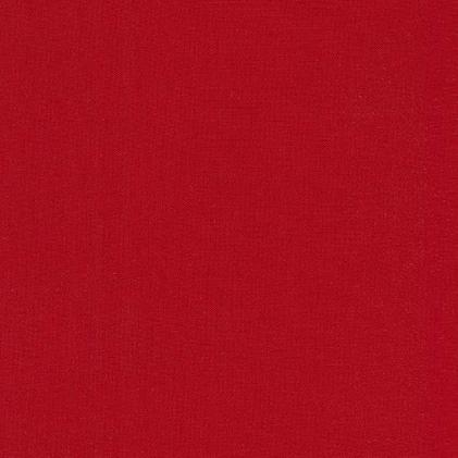 Kona Cotton by Robert Kaufman Fabrics - Rich Red - Y521 - Daz Fabrics