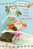 Lucy and Millie Mermaid Dolls - Pattern 55 - Daz Fabrics