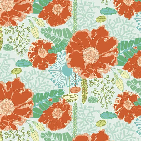 Marabella by Amy Reber - Abundance - Monarch - Y2282 - Daz Fabrics