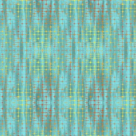 Garden Brighter by Sue Penn - Weave Tiffany - Yardage - Daz Fabrics