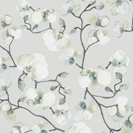Reverie Collection by Shell Rummel - Her Muse Celadon - Yardage - Daz Fabrics