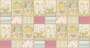 "The Promise Of Spring by Cori Dantini - Spring Audience - 12"" Panel - Daz Fabrics"