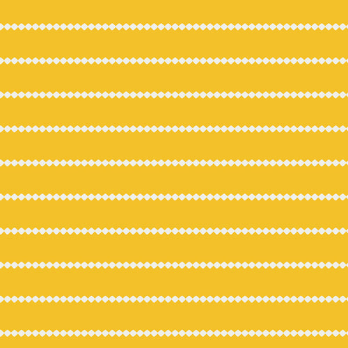 Summer Side Collection by Dana Willard - Seaside Stripes Sunny - Yardage - Daz Fabrics