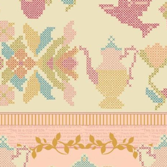 Splendor Collection by Art Gallery - Grandeur Bloom - Yardage - Daz Fabrics