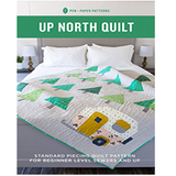 Up North Quilt Pattern by Pen+Paper Patterns - Pattern - Daz Fabrics