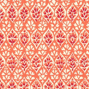 Kashmir Garden by Sarah Campbell - Lattice Geranium - Yardage - Daz Fabrics