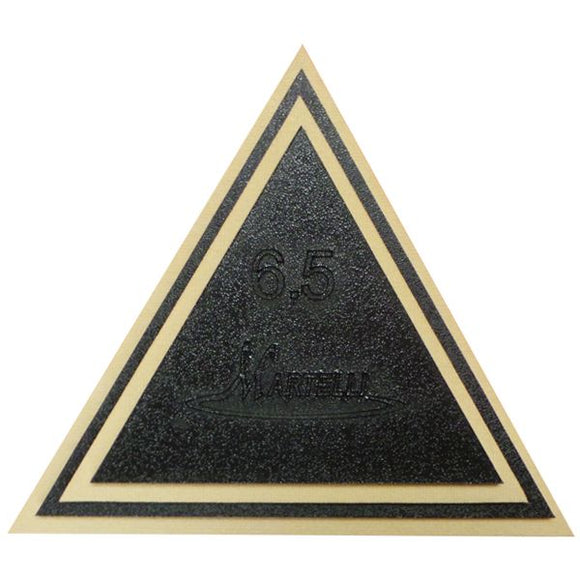 Martelli Notions - Large Triangle Template - 6.5
